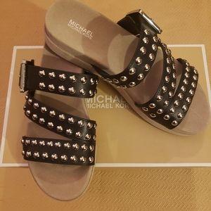 Brand New Michael Kors Ansel Sandals